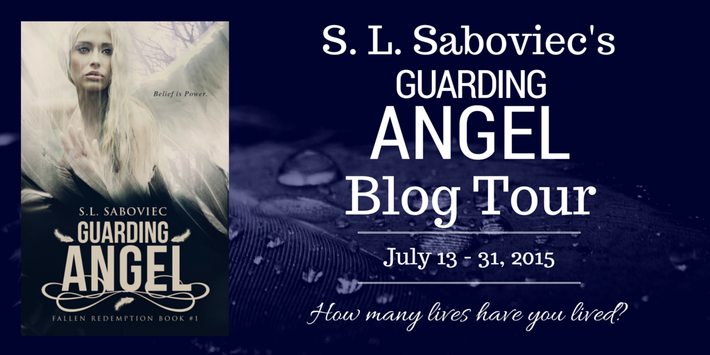 Guarding Angel Blog Tour July 2015 Banner
