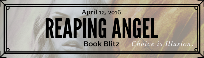 Reaping Angel - Book Blitz
