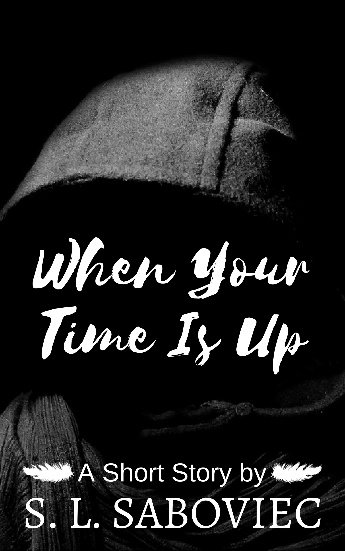 When Your Time Is Up - Cover